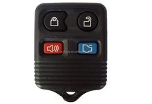 4 Button Keyless Entry Remote control key transponder key for Lincoln