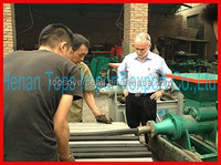 Briquette charcoal machine , Sawdust briquette charcoal making machine , Biomass briquette machine
