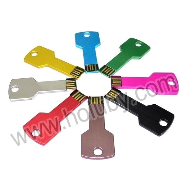 Wholesale 2GB,4GB,8GB,16GB,32GB USB Flash Drive,Cute Mini Key Chain Shape 4GB Memory USB Flash Drive Disk