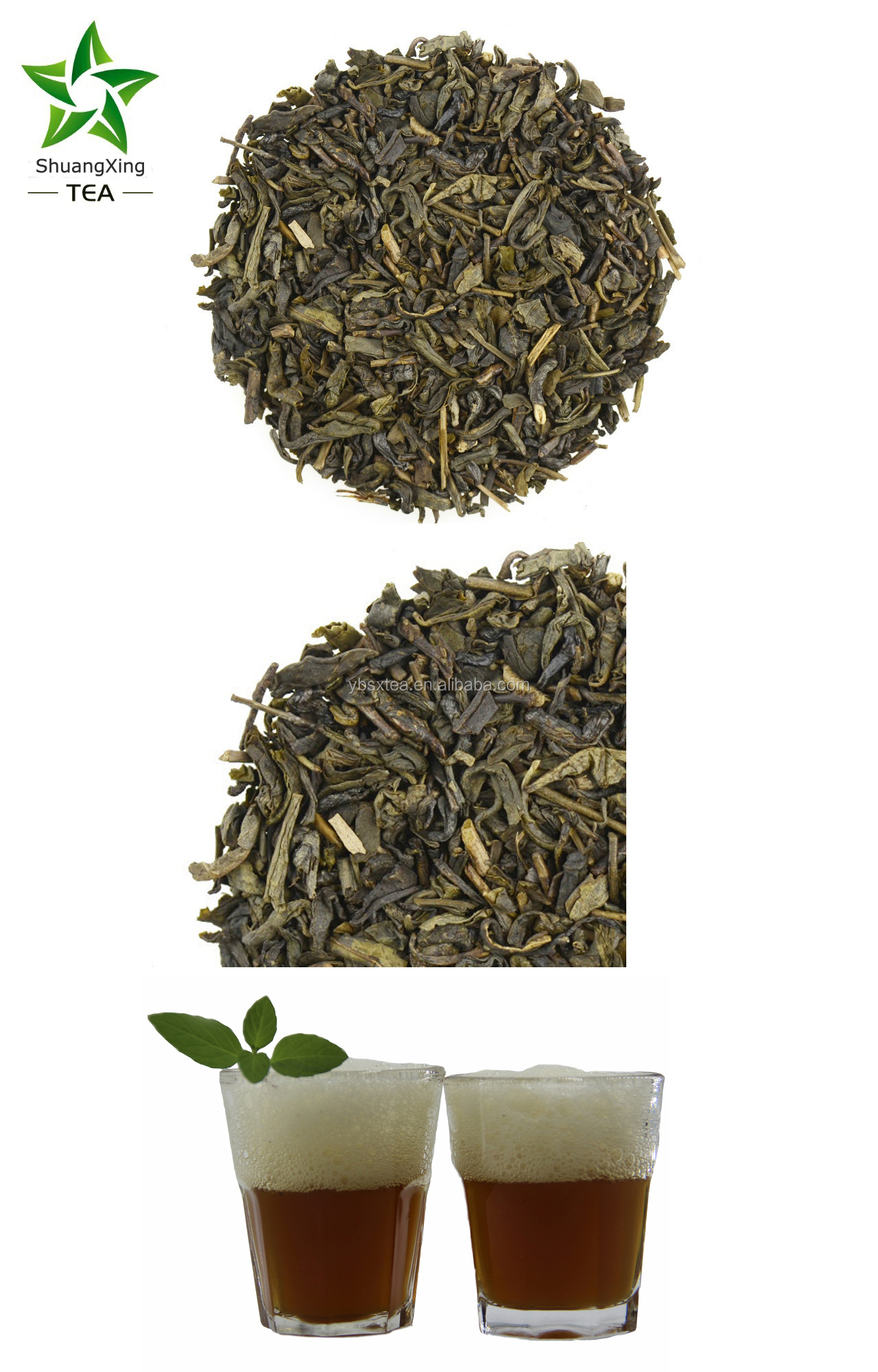 China green tea CHUNMEE GREEN TEA 9366 The vert de Chine green tea 1kg price