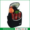 Popular Cooler Bag 2 Compartments Insulated Wine Cooler Bag