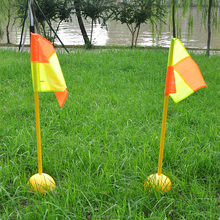 1.5m corner flags Soccer Corner cheap flag pole