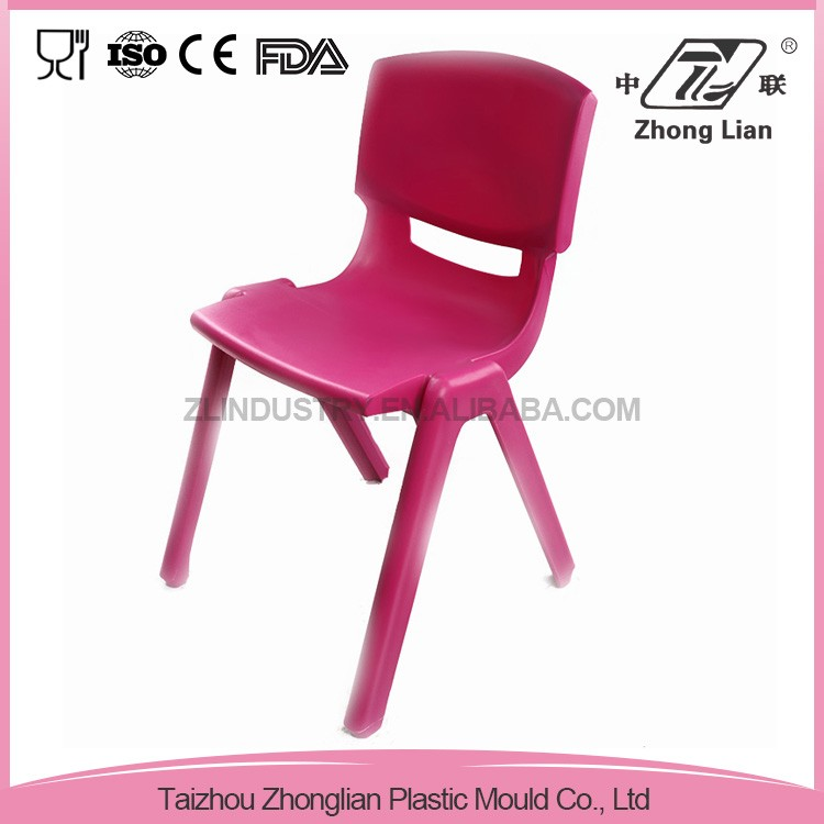 Quality-Assured cheap durable kids color plastic folding chair