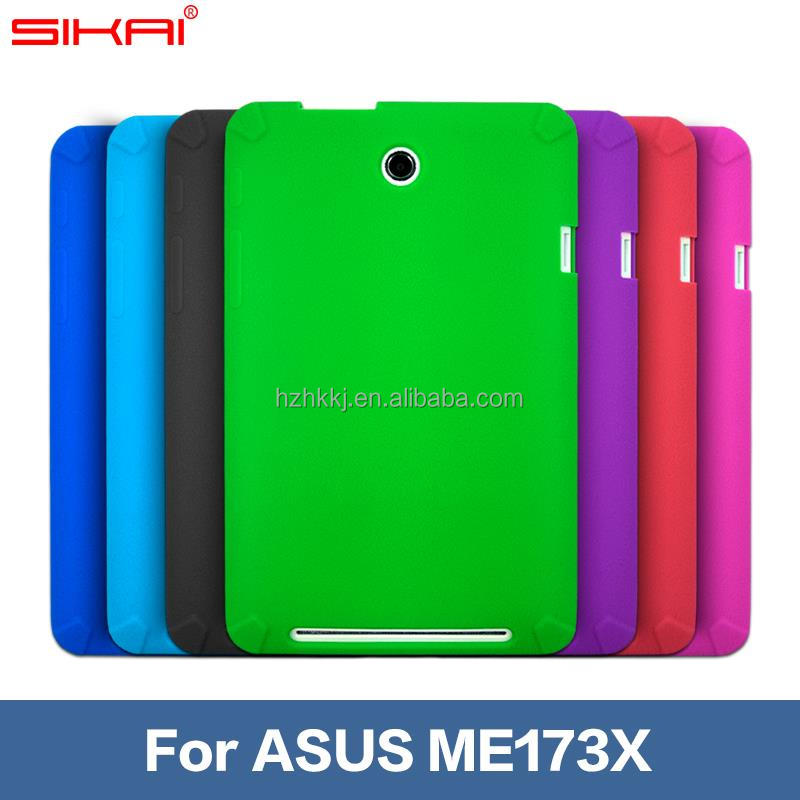 SIKAI Original Silicone Case Rubber Protective Cover For Asus Memo Pad HD7 Me173X Soft Case Cover For Asus Memo Pad HD 7 Me173X