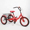 outdoor exercise pedal tricycle for over 14years old TR20-20