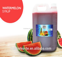 Watermelon Concentrated Syrup Fruit Juice