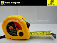 Professional two stops 3m steel ABS case tape measure