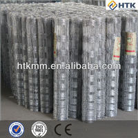 BV Certificate Factory Graduated mesh galvanized field fence