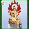 religious trophy and chinese antique buddha