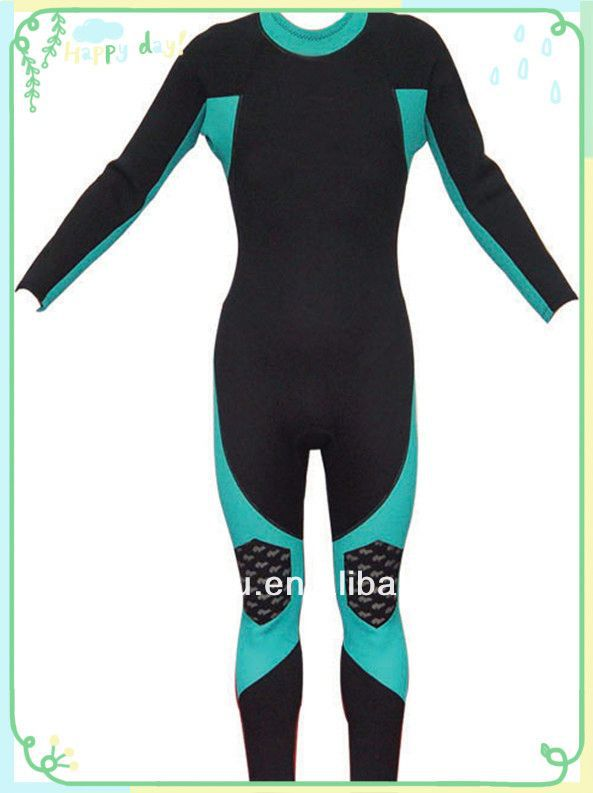 New design 2-5mm neoprene women diving suits dive dry suits