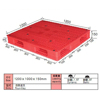 /product-detail/portable-cheap-easily-identify-inventory-food-plastic-pallet-with-steel-pipe-60703297514.html