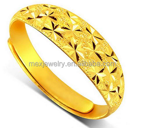 Cheap wholesale handmade imitation gold finger ring rings design for women with price