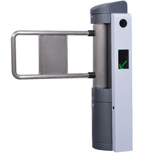 Full automatic swing turnstile for subway/ Manual swing turnstile gate