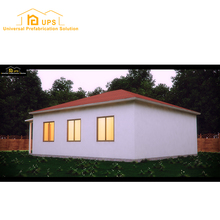 low coat portable and prefab bungalow plan for India