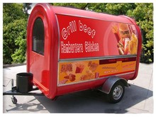Roti maker / hot dogs cart / mobile kitchen truck