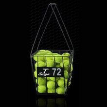 multi function tennis ball basket cart for tennis ball picking for durable use T402