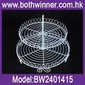Innovative new products Stainless Steel cupcake stand cake stand for wedding