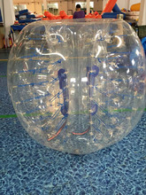 Inflatable bumper bubble ball, Human bubble ball, Football inflatable body zorb ball