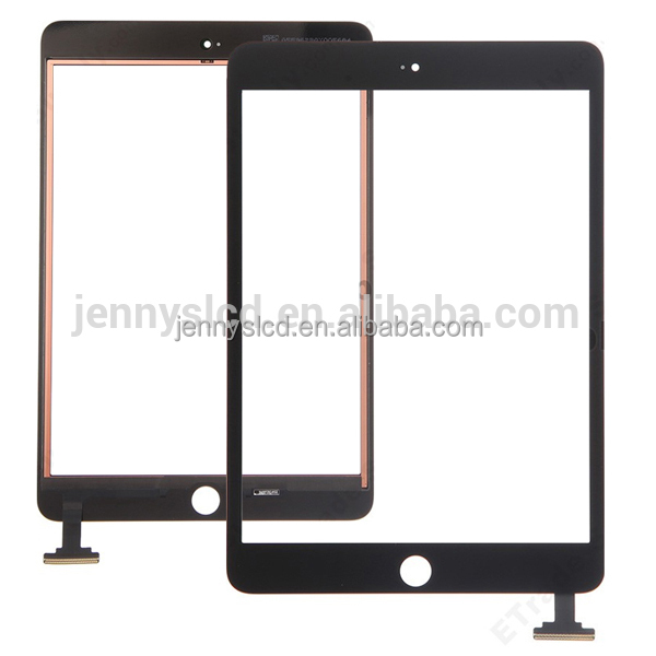 2015 high quality with nice price screen for iPad mini 3 touch screen