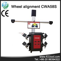 cheapest 3d wheel alignment CWA58S with lifelong udpate service