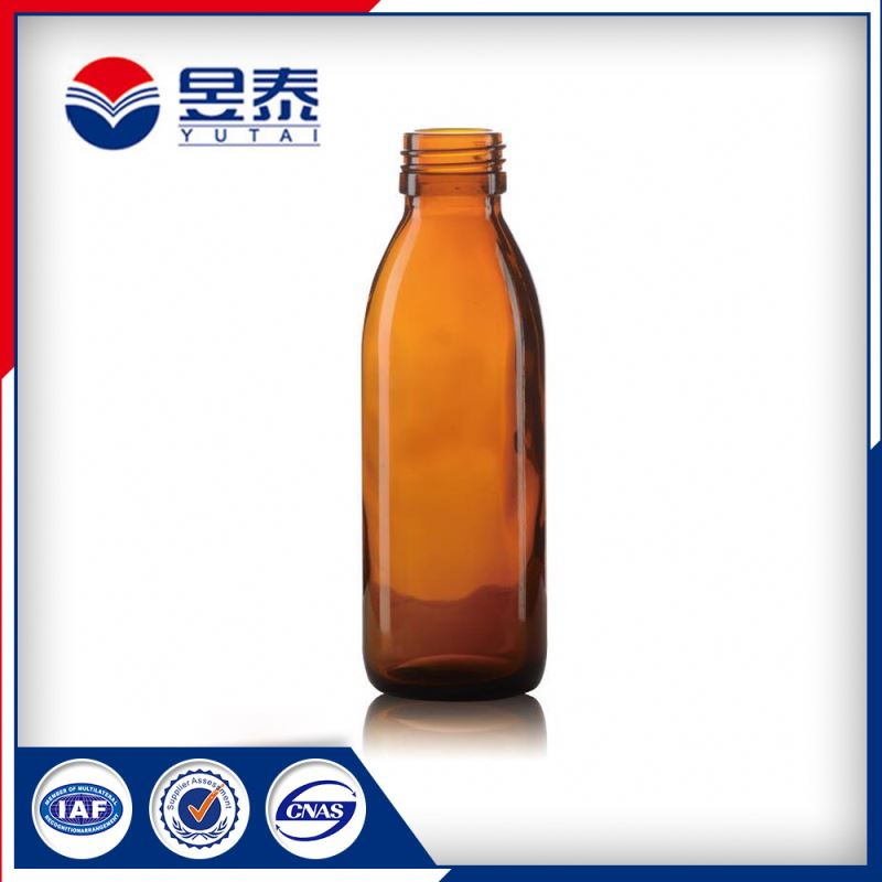 130ml Colored Syrup Bottle Dry Syrup Bottles Exporters