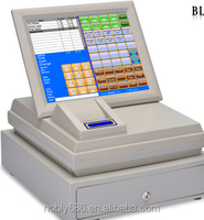 "Easy operated 12 "" touch screnn cheap linux pos terminal"