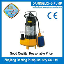 stainless steel WQ submersible sewage pumps irrigation water pumps sale