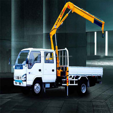 Construction Machinery 5000kg truck Mounted Crane SQ5SK3Q withTelescopic Boom crane