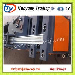 New design steel door machines
