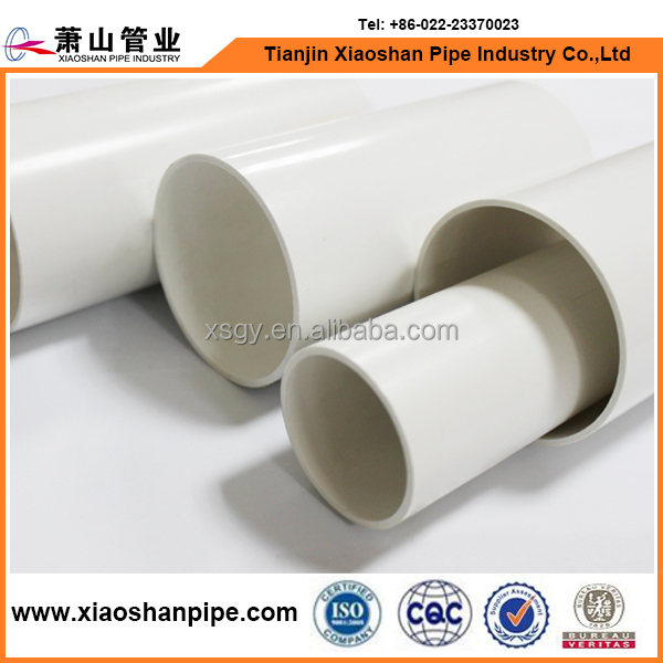 pvc pipe color and names of pvc pipe fittings for water supply