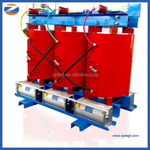 Electrical equipments suppliers 11kv 33kv resin casting dry type transformer