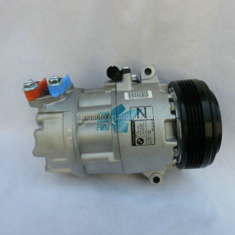 best quality AC compressor CSV613 for BMW E46 64528386837 3F50045010