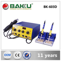 2016 Baku New Product Good Prices Hot Air Gun Bga Rework Station For Laptop