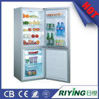 Used home appliance refrigerators model 208l/solar refrigerator/display refrigerator