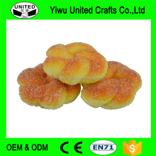 High simulation bread, PU artificial food