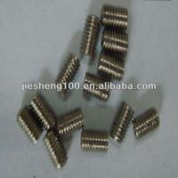 Hexagon socket set screw in pendant light