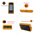 FP05 Wifi GPRS 3G Android Fingerprint Scanner Mobile Phone