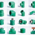 Top Quality ppr pipe fitting all type of ppr pipe fittings Chinese supplier