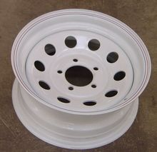 made in china steel all types of car rims 14x7 with PCD 5x114.3