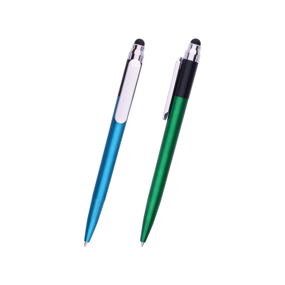 Fashional Promotional Customized Touchscreen LOGO ballpoint Pen For Hotel School