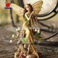 Elf Figurine, Fairy Figurine , Butterfly Little Girl Figure