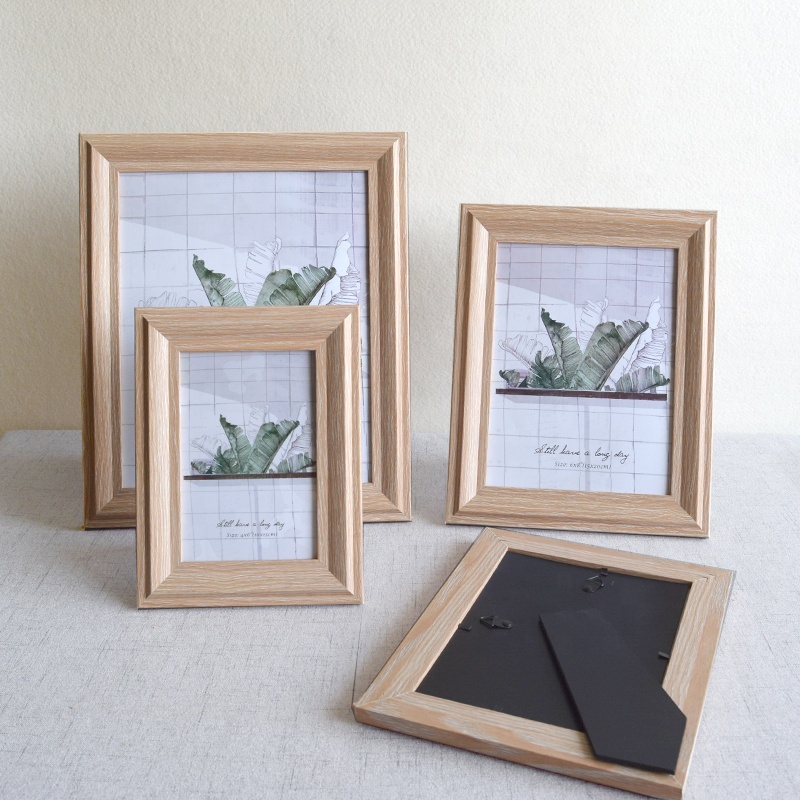 Big Size 8x10 Inch Factory Direct Supply Cheap Custom Wooden Photo Picture Frame wholesale price