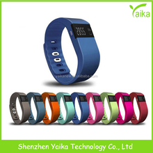 Yaika Bluetooth 4.0 Fitness Activity Tracker Smart Band Wristband Pulsera Inteligente Smart Bracelet Not Fitbit Flex Fit Bi