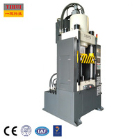Dongguan Machinery YIHUI 4 Pillar Hydraulic Servo Press Cold Extruding Forging Machine for Automobiles