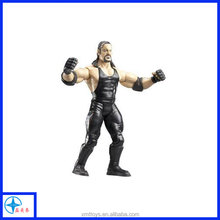 Custom your own sports action figure boxing figurine