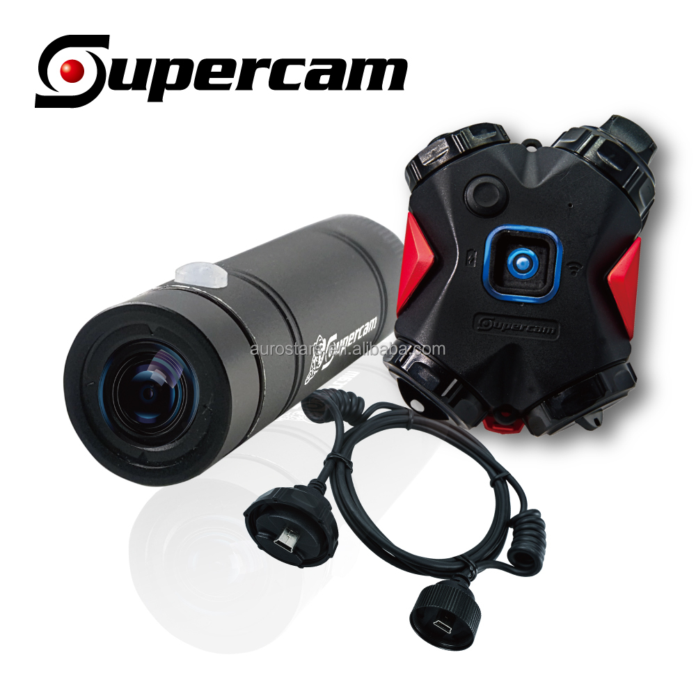 Best Quality 5 Megapixel Full HD 1080p Resolution Mini Sport Action Camera for Motorcycle
