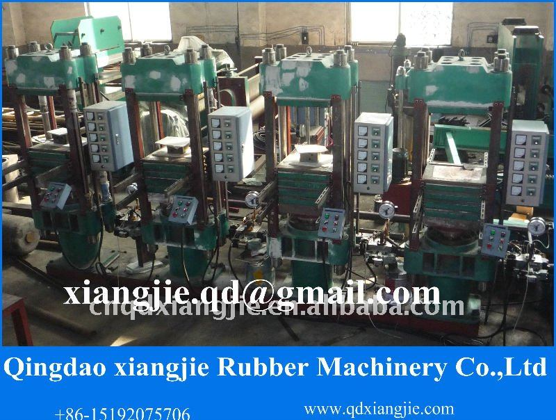 multy rubber manufacturing machine for rubber seal, rubber components