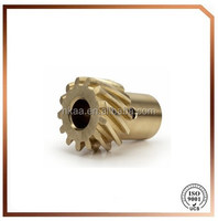 Small module M 0.25-0.3 brass motor gear for reduction gear,small brass gears