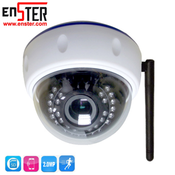 ENSTER 2MP 1080P CCTV wireless ip camera system,the wifi camera with ir night vision