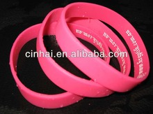 the cheapest custom political silicone wristbands